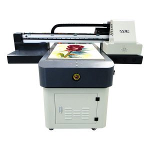 pvc txartel profesionalak uv inprimagailu digitala, a3 / a2 uv flatbed printer