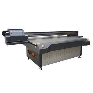 UV zuzendutako laua inprimagailu beira / akrilikoa / zeramikako inprimatzeko makina