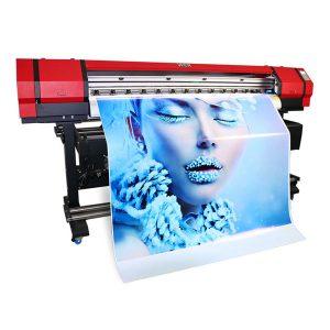 1.6m larruzko makina flex banner laua oihal formatu handiko eco disolbatzaile tinta
