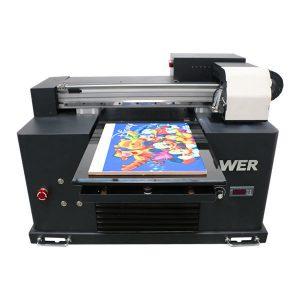a2 a3 formatu handiko tintazko inprimaketa digitala uv flatbed printer