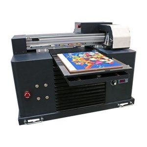 tintazko inprimatzeko makina flatbed uv inprimagailua burutu zen a3 a4 tamainarako
