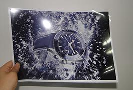 3,2 m (10 oin) eco-inprimagailu inprimagailu bidez inprimatutako lanpara-pieza 2