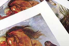 Olio Canvas inprimagailu eco-inprimagailu 2.5m (8 oin) WER-ES2501 inprimatuta