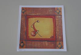 Olio Canvas inprimagailu eco-inprimagailu 2,5 m (8 oin) inprimatuta 3 WER-ES2502
