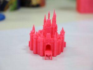3Dko inprimatzeko irtenbide bakarra
