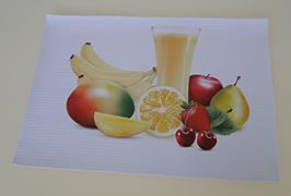 3,2 m (10 oin) eco-inprimagailu inprimagailu bidez inprimatutako PVCzko pankarta