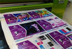 Inprenta-lagin-of-Binilo-from-Wer-EP6090UV-printer