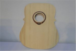 Gitarren lagin lagina A2 tamainako uv printer WER-DD4290UV