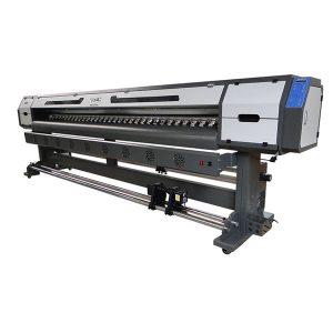 3.2m dgi 5113 buru eco disolbatzaile inprimagailuak 10 oin flex bandera inprimatzeko makina