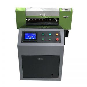 pvc inprimagailu formatu handiko mihise inprimagailua golf balbula inprimatzeko makina WER-ED6090UV